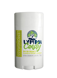 Lymph Candy Lemongrass Deodorant - The Gathering Shops