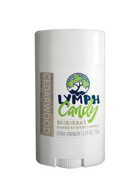Lymph Candy Cedarwood Deodorant - The Gathering Shops