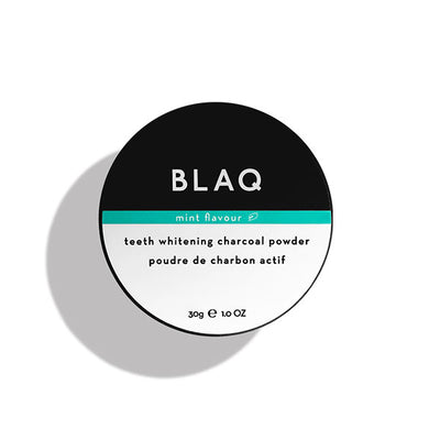 Blaq Teeth Whitening Powder - The Gathering Shops