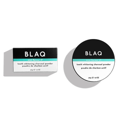 Blaq Teeth Whitening Powder