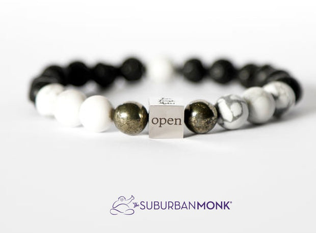 The Suburban Monk Open Mala Bracelet - The Gathering Shops