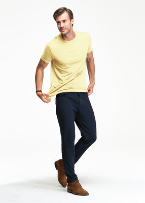 Swet Tailor Softest T Banana Yellow - The Gathering Shops