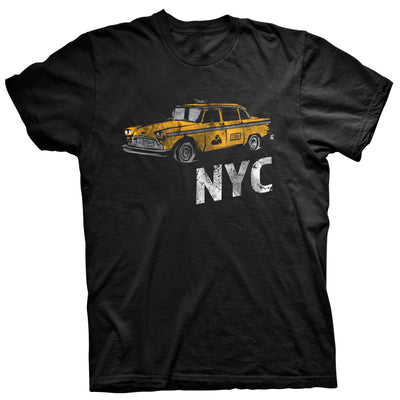 Digmi NYC Taxi Short Sleeve T-Shirt - The Gathering Shops