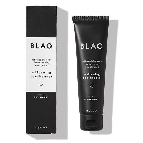 Blaq Whitening Toothpaste - The Gathering Shops