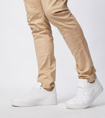 Zanerobe Sureshot Tan Chinos - The Gathering Shops