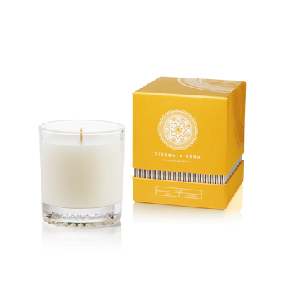 Gibson & Dehn Champagne Sorbet Single Wick Candle - The Gathering Shops