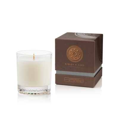 Gibson & Dehn Pumpkin Brulee Single Wick Candle - The Gathering Shops
