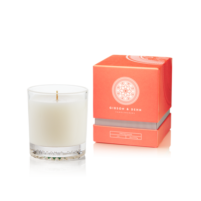 Gibson & Dehn Rhubarb & Quince Single Wick Candle - The Gathering Shops