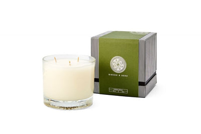 Gibson & Dehn Norway Spruce Three Wick Candle - The Gathering Shops