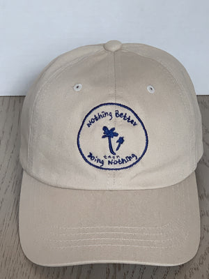 Nothing Better Life Signature Logo Adjustable Hat - The Gathering Shops