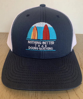 Nothing Better Life Surfer Adjustable Snapback Hat - The Gathering Shops