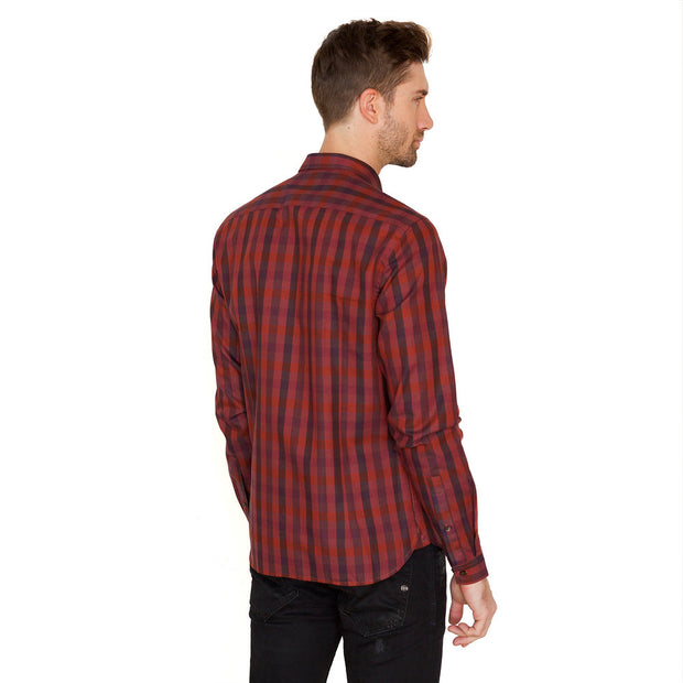 Vustra Jewel Long Sleeve Button Down Shirt - The Gathering Shops