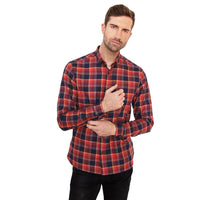 Vustra Autumn Long Sleeve Button Down Shirt - The Gathering Shops