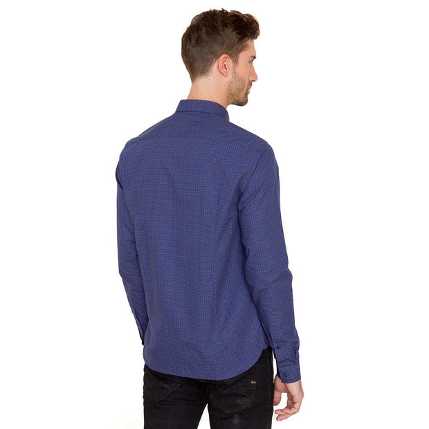 Vustra Galaxy Long Sleeve Button Down Shirt - The Gathering Shops
