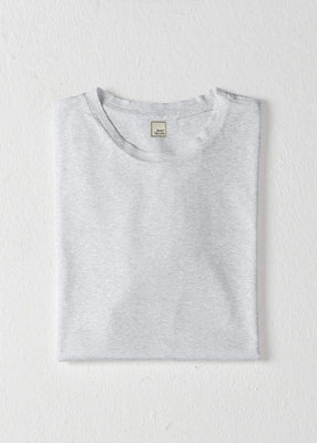 Swet Tailor Softest T Heather Grey - The Gathering Shops