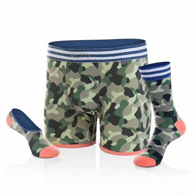 Related Garments The Renegade Boxer Briefs And Socks - The Gathering Shops