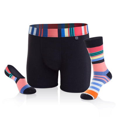Related Garments The Flying Cross Boxer Briefs And Socks - The Gathering Shops