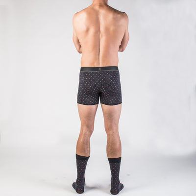 Related Garments The Lucky Boxer Briefs And Socks - The Gathering Shops