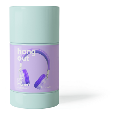 Not My Mamas Hangout Lavender Natural Deodorant - The Gathering Shops