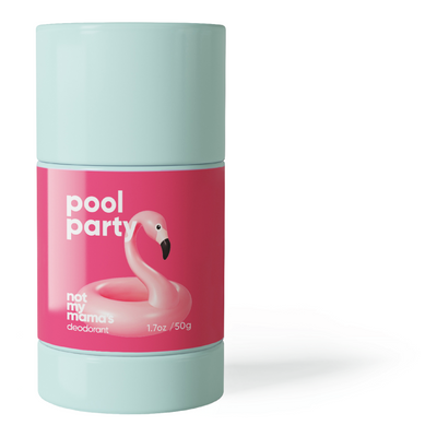 Not My Mamas Pool Party Citrus Natural Deodorant - The Gathering Shops