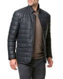 Rodd & Gunn Ashwell Jacket - Onyx - Get Custom Leather Jackets