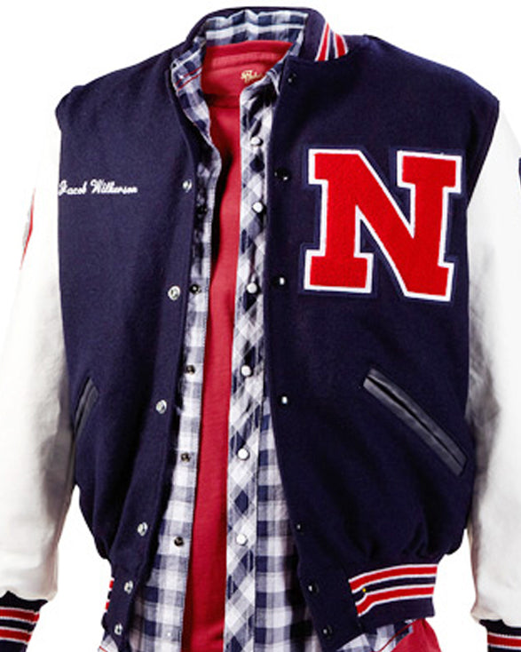 Adult Custom Neff Varsity Jacket - Get Custom Leather Jackets
