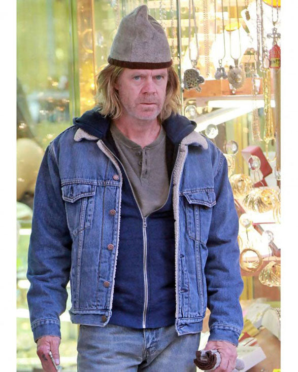 Shameless Frank Gallagher Jacket - Get Custom Leather Jackets