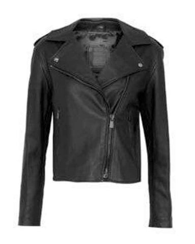 Women  Super Best  Puffer Leather Jacket - Get Custom Leather Jackets