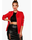 Plus Scuba Bomber Jacket - Get Custom Leather Jackets