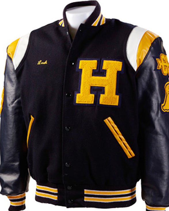 Pride Varsity Jacket - Get Custom Leather Jackets
