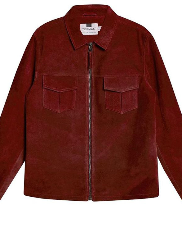 Topman Suede Jacket - Get Custom Leather Jackets