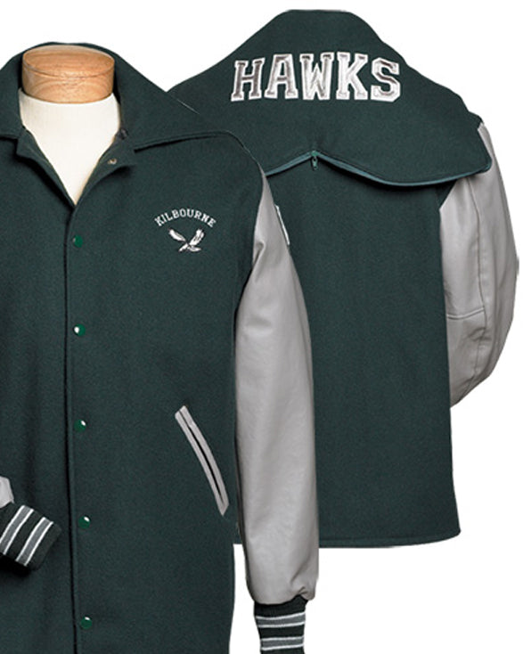 Mantle Varsity Jacket - Get Custom Leather Jackets