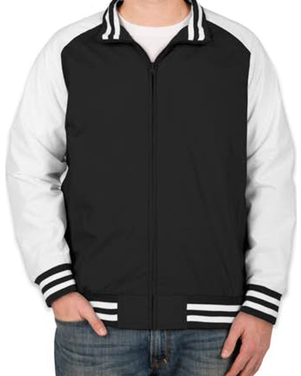 Lightweight Full Zip Jacket - Get Custom Leather Jackets