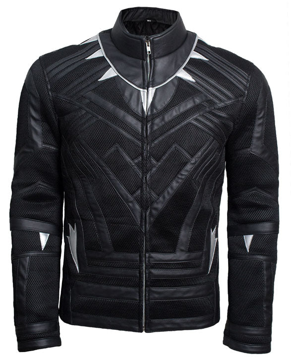 Black Panther Jackets For Women - Get Custom Leather Jackets