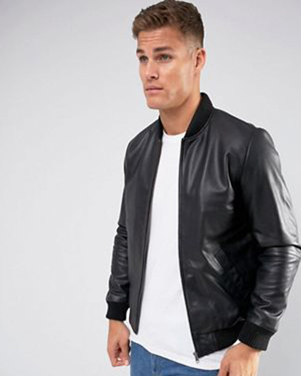 Edition Black Velour Biker Jacket - Get Custom Leather Jackets