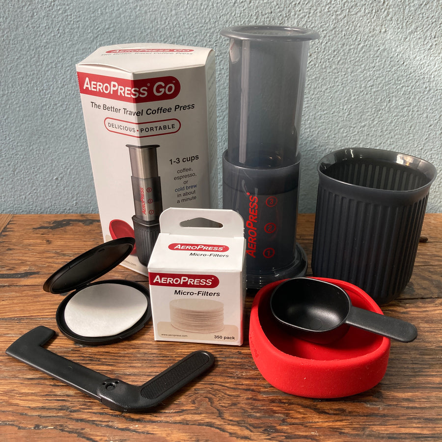 Aeropress GO - Travel size