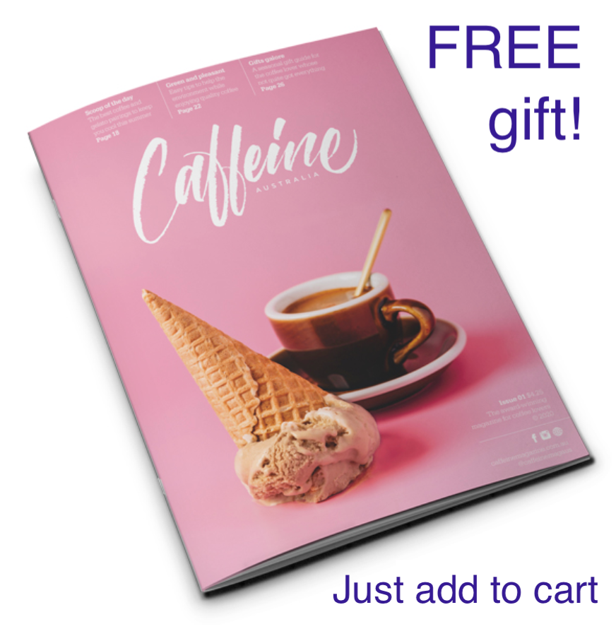 CAFFEINE Magazine - Issue 01