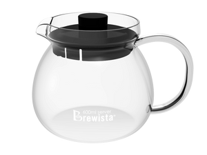 Brewista 600mL glass server