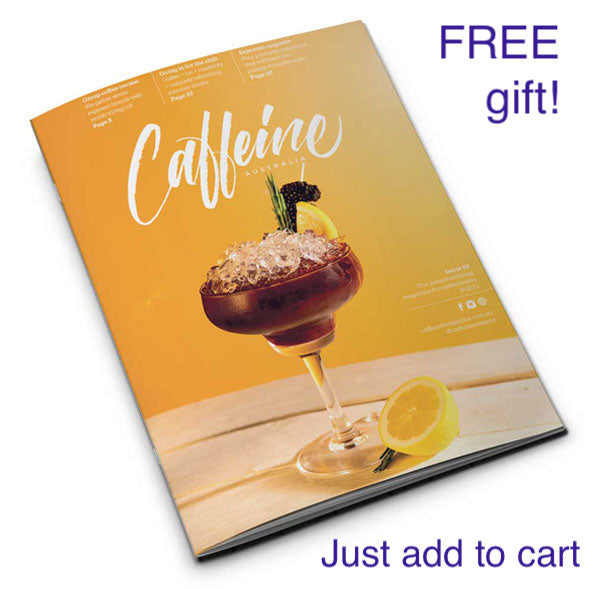 CAFFEINE Magazine - Issue 02