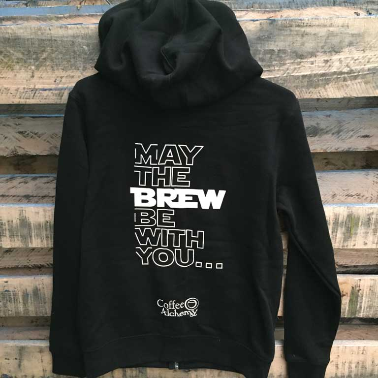 May The Brew Be With You - Hoodie