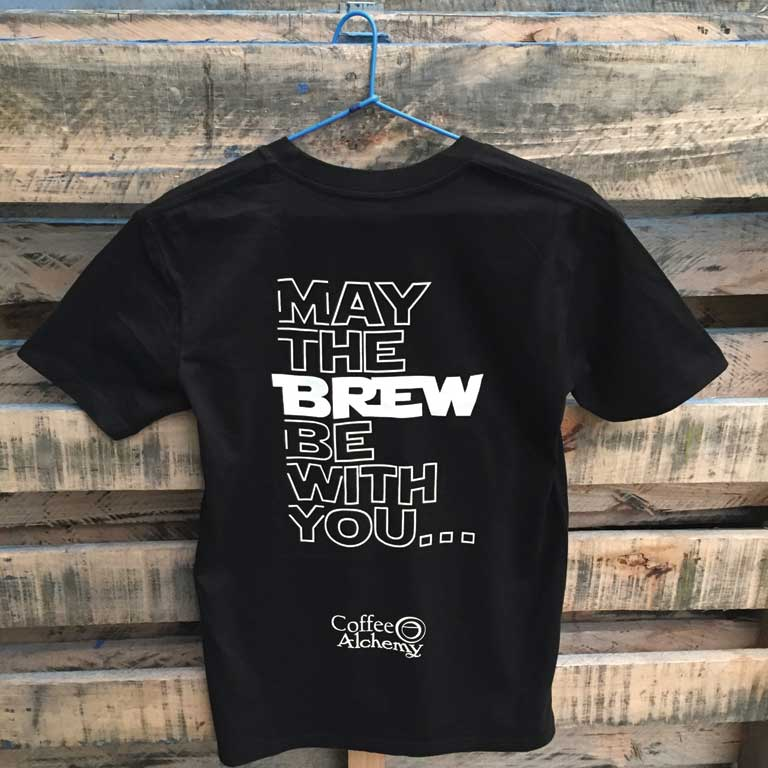 May The Brew Be With You - T-Shirt