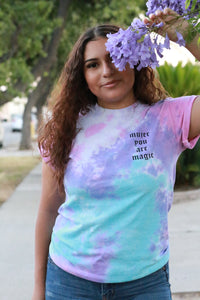 Mujer You Are Magic Tie Dye
