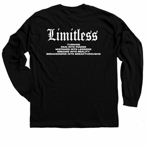 LIMITLESS LONG SLEEVE