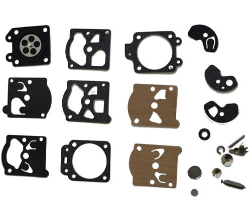 Carburetor Rebuild Kit For Walbro K10-WAT