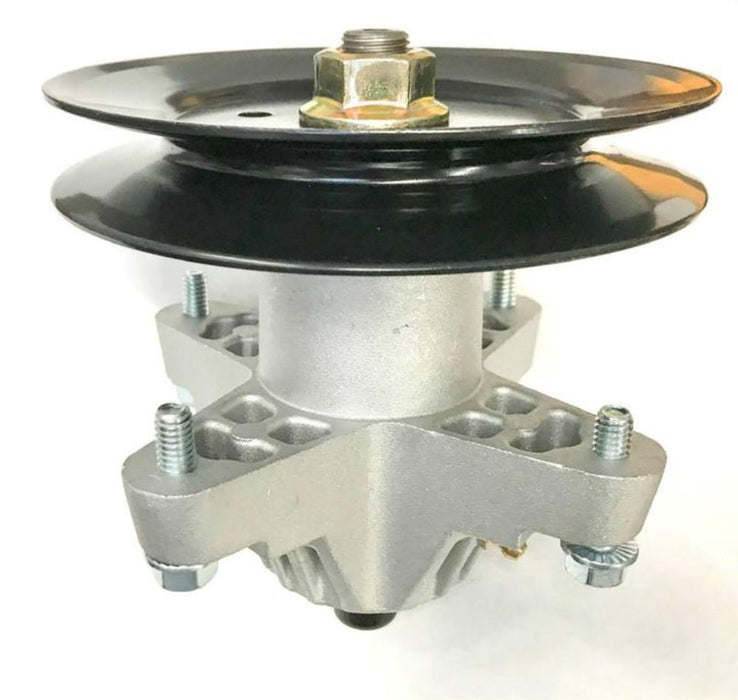 Spindle Assembly for MTD 618-0142, 618-0142A, 618-0142C, 918-0142, 918-0142A with pulley
