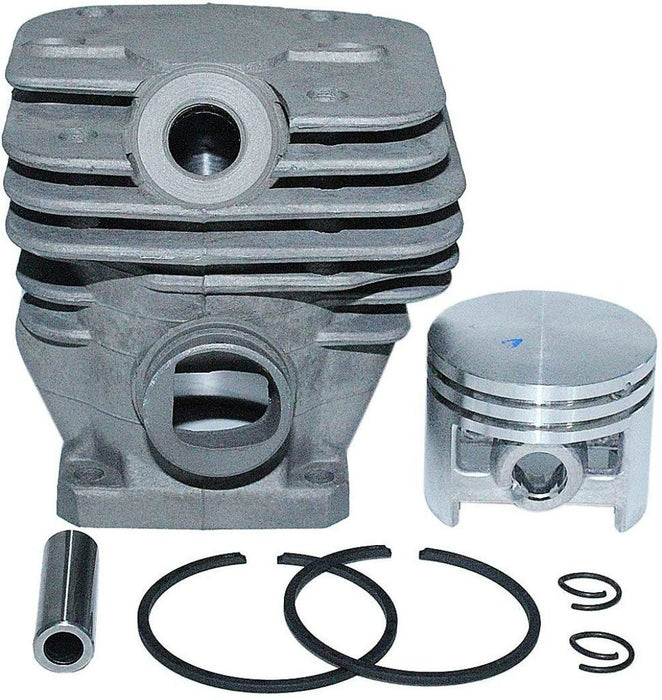Cylinder and Piston Kit 42mm For Stihl 024, MS240, Chrome (1121 020 1200, 1121 020 1202)