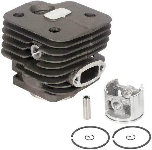Cylinder and Piston Kit 50mm For Husqvarna 268, 268K, 268XP (503611071, 503 61 10-71)
