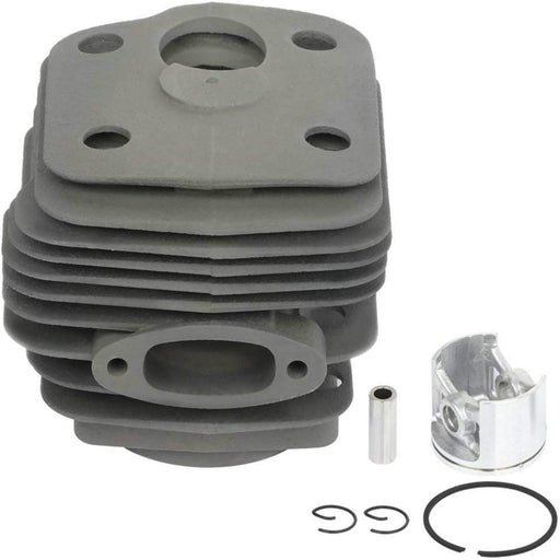 Cylinder and Piston Kit 54mm For Husqvarna 288, Nikasil Plating (503907471, 503 90 74-71)