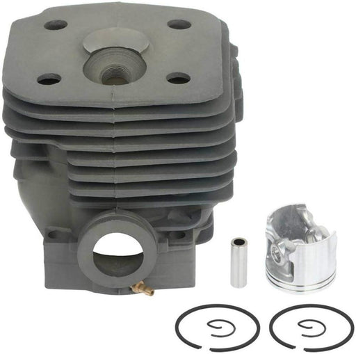 Cylinder and Piston Kit 56mm For Husqvarna 395, 395XP (503 99 39-71, 503 99 39-03)-Nikasil