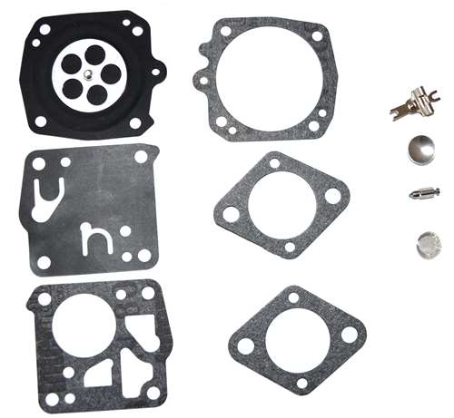 Carburetor Rebuild Kit For Tillotson RK-34HS